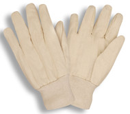 8oz Canvas Gloves, Cotton (4 Dozen)