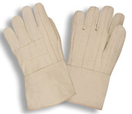 Heavyweight Hot Mill Gloves, Burlap Lined (2 Dozen)