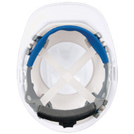 OMEGA 360 Cap Hard Hat, 4-Point Ratchet Suspension