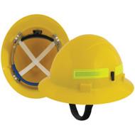AMERICANA Wildlands Hard Hat, 4-Point Ratchet Suspension
