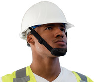 Elastic Chin Strap with Guard, Adjustable (Case of 12)