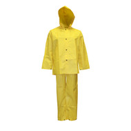 Cordova DEFIANCE FR 3-Piece Rain Suit, Yellow