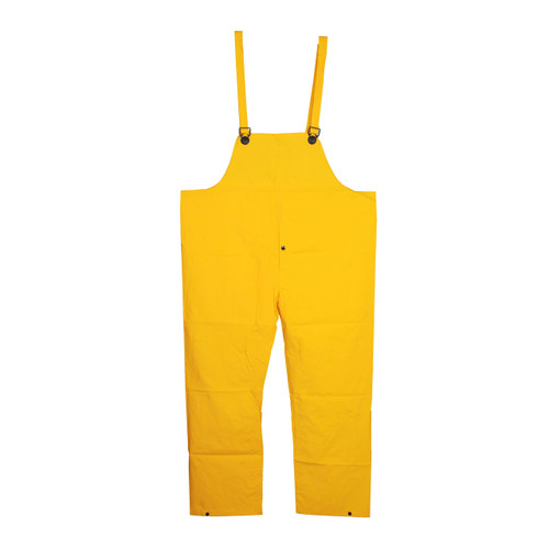 Cordova STORMFRONT Bib-Style Rain Pants, .35mm Fabric, Yellow
