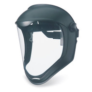UVEX Bionic Faceshields, Clear Anti-Scratch, Anti-Fog