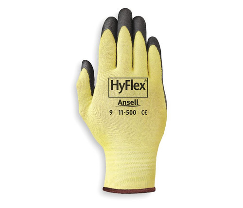 HyFlex Light-Duty Gloves, Kevlar Lining, Cut Level 2 (Dozen)