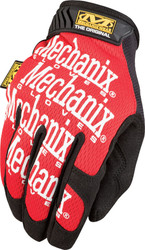 Mechanix Wear The Original Gloves, Red