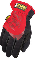 Mechanix Wear FastFit Mechanics Glove, Red