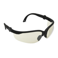 AKITA™ Safety Glasses, Black with Indoor/Outdoor Lens