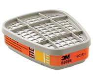 Mercury Vapor/Chlorine or Sulfur Dioxide Gas Cartridge (Pack of 2)