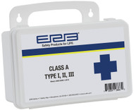 Class A  Type I, II, III Plastic First Aid Kit
