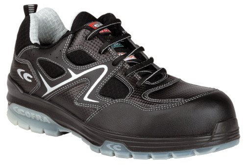 Taranta Black EH PR - Composite Toe Work Shoe