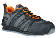 Fluent Black/Orange I/75 C/75 SD+ PR Sport Shoe