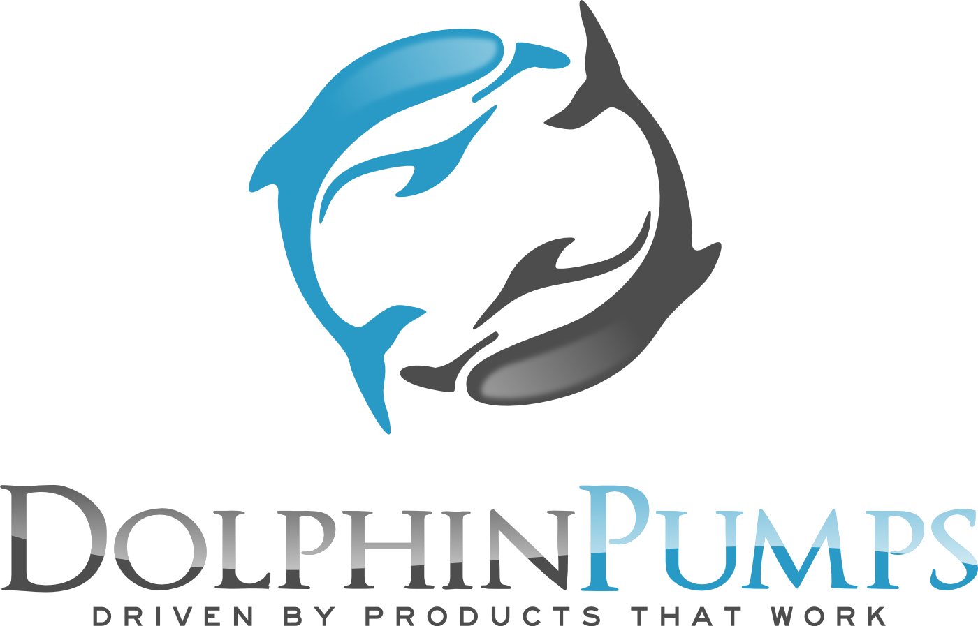 Dolphin Pumps Logo