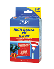Aquarium Pharmaceuticals (API) PH High Range Test Kit