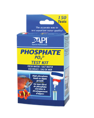 Aquarium Pharmaceuticals (API) Phosphate PO4 Test Kit
