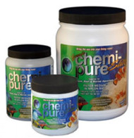 Chemi-Pure Elite by Boyd for aquarium filtration media with poly bag