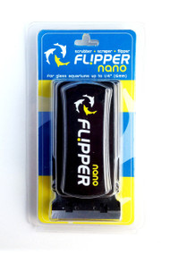 Flipper NANO Algae Magnet Cleaner with Scraper