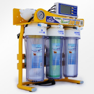 IceCap Smart 4 Stage Reverse Osmosis RO/DI System 100GPD