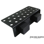 SeaSide Aquatics Black Frag Rack - Large Magnetic for coral frags