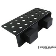 SeaSide Aquatics Black Frag Rack - Large Magnetic for coral frags