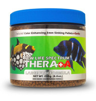 New Life Spectrum Thera-A Large Pellet Fish Food - 3MM 250Grams