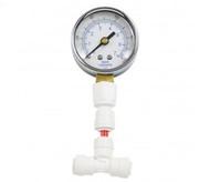 RO Pressure Gauge 1-100 PSI (Air Filled)