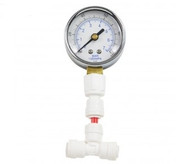 RO Pressure Gauge 1-100 PSI (Air Filled)