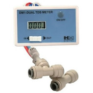 HM Digital In-line Dual TDS Meter