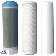 SpectraPure, Kent Marine, Captive Purity Replacement Filter Set