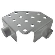 SeaSide Aquatics Corner Frag Rack - Magnetic for coral frags