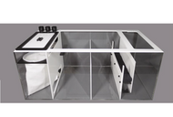 TideLine 36 Sump by Trigger Systems aquarium filtration tank