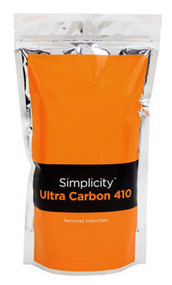 Simplicity Ultra Carbon 410 10oz aquarium filter media