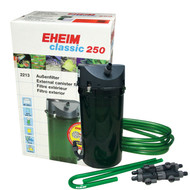 Eheim 2213 Classic External Canister Filter for freshwater or saltwater aquarium and fish tank