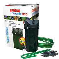 Eheim 2215 Classic External Canister Filter for freshwater or saltwater aquarium and fish tank