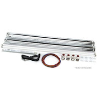 "Miro-4 T5 RetroFit Kit 36"" 2x39watt LET Lighting aquarium high output kit"