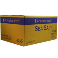 Sea Salt 25kg Box - Aquaforest salt mix for saltwater aquarium