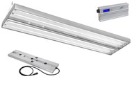 Powermodule Hybrid LED & T5 Light fixture for aquariums