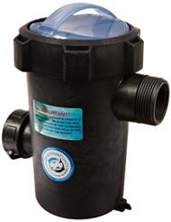 """EZ 2"""" Priming Basket for External Water Pumps for aquariums"""