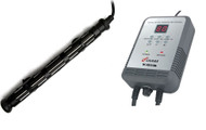 Deluxe 800w Titanium Heater with Digital Controller - Finnex