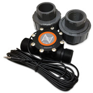 "FS-100 - Flow Monitoring Sensor 1"" with Unions - Neptune Systems"