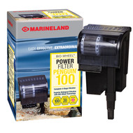 Penguin 100 Power Filter Hang On Back - HOB - Marineland