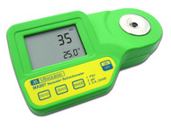 Digital Refractometer for Seawater - MA887 - Milwaukee