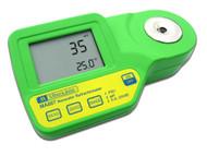 Digital Refractometer for Seawater - MA887 - Milwaukee