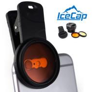Clip-On Photo Lense Kit - IceCap