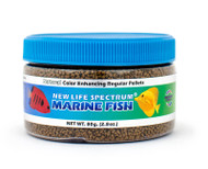 New Life Spectrum Marine Formula 80gram Pellet Fish Food