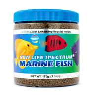 New Life Spectrum Marine Formula 150gram Pellet Fish Food