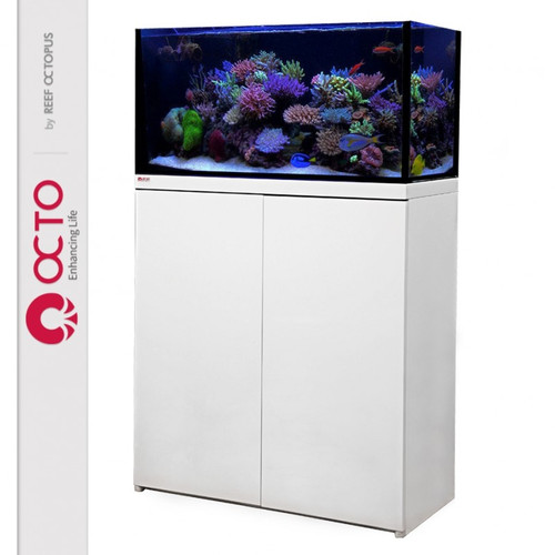 Reef OCTOpus T60 32gal Aquarium System - White Stand