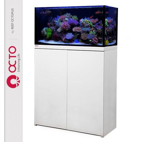 Reef OCTOpus T90 48gal Aquarium System - White Stand