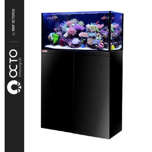 Reef OCTOpus T90 48gal Aquarium System - Black Stand