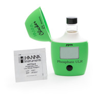Hanna Ultra Low Phosphate PO4 Colorimeter Test Kit - HI774